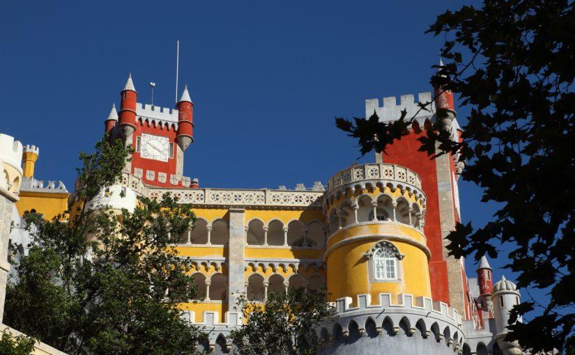 Teamreise 2016: Portugal / Sintra Tour